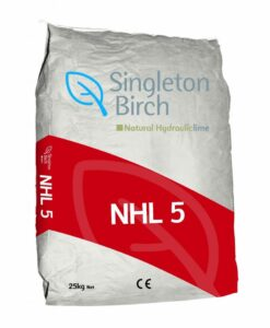 Natural Hydraulic Lime NHL 5 25Kg Bags